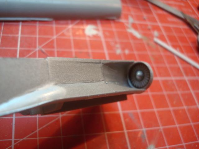 Lavochkin LA  250 Anaconda. Le diorama - Page 2 Dsc07012