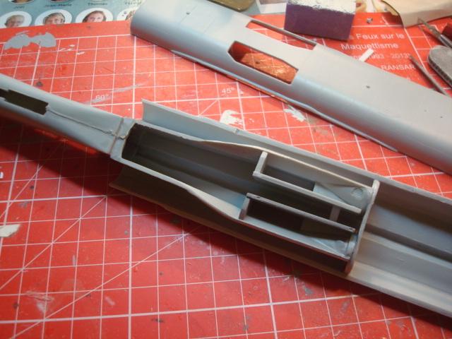 Lavochkin LA  250 Anaconda. Le diorama - Page 2 Dsc07013