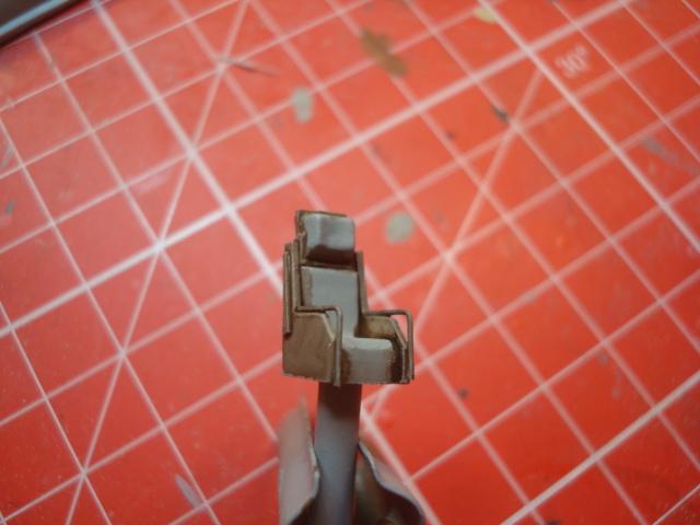 Lavochkin LA  250 Anaconda. Le diorama - Page 2 Dsc07014