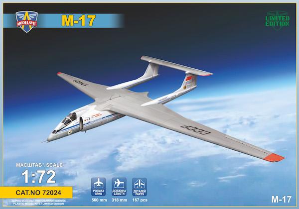 Myasishchev M 17 Stratosfera - Page 2 M_1710