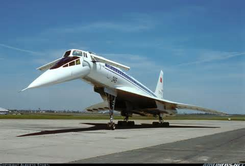 (Revell )  1/144  CONCORDE Th10
