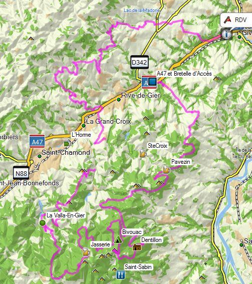Nocturne Pilat-Mont du Lyonnais Pilatn10