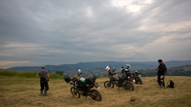 Sorties on / off road nocturnes will be back Wp_20111