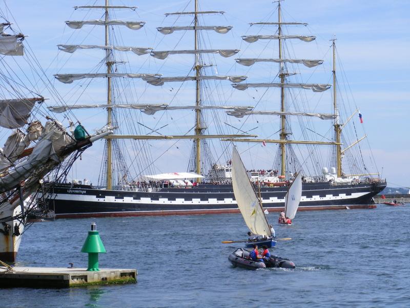 1000 bateaux à Brest 06010