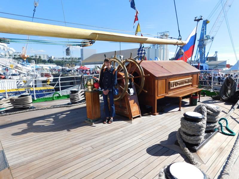 1000 bateaux à Brest Dscn0811