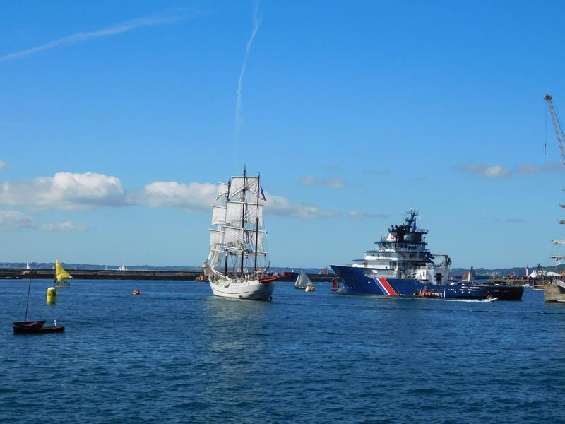 1000 bateaux à Brest Dscn0812