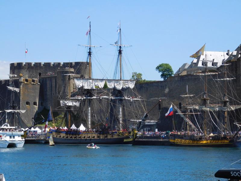 1000 bateaux à Brest Dscn0813