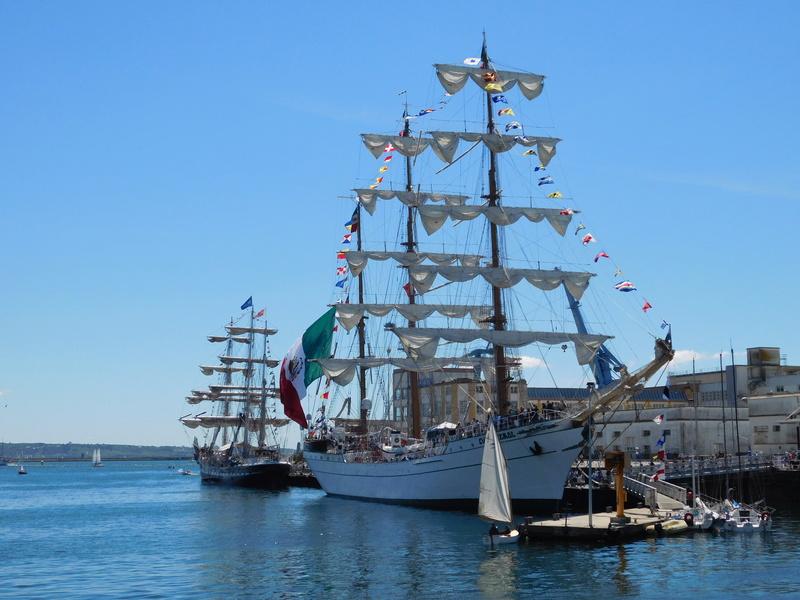 1000 bateaux à Brest Dscn0814