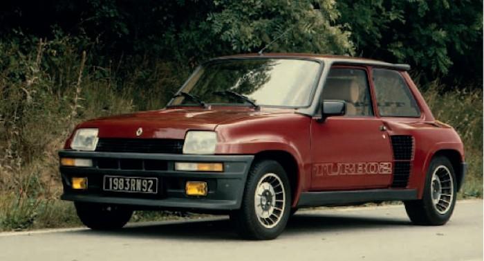 autocollant de porte turbo2 T210