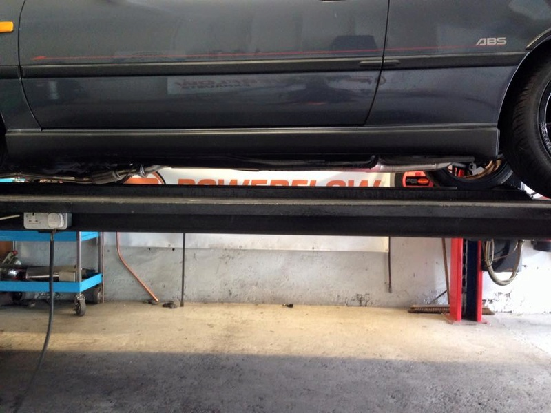 SR20VE Nissan Sunny Gti- 206bhp - 156ft torque Image21
