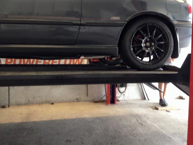 SR20VE Nissan Sunny Gti- 206bhp - 156ft torque Image22
