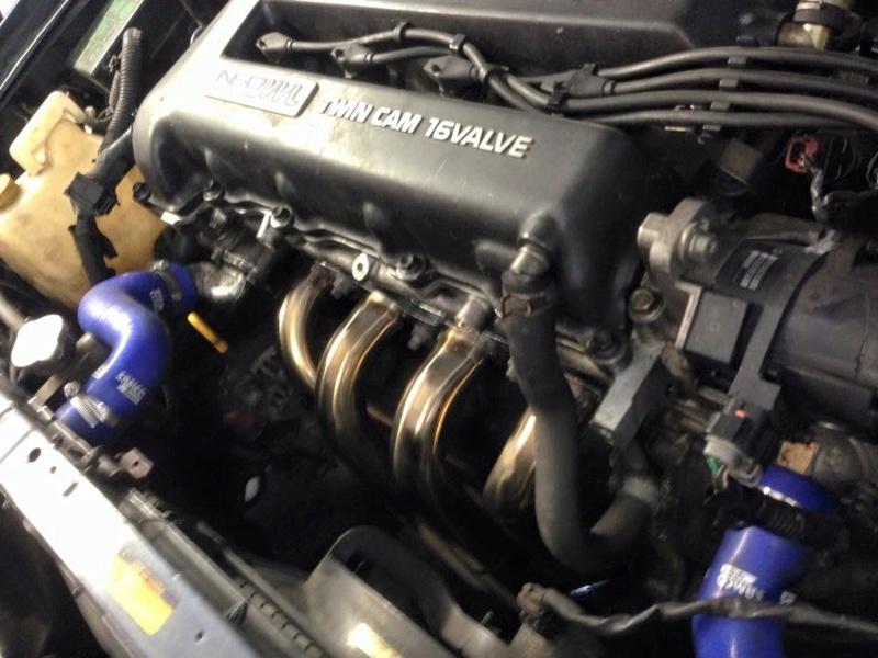 SR20VE Nissan Sunny Gti- 206bhp - 156ft torque Image23