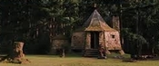 Cabane du maître des clefs de Poudlard