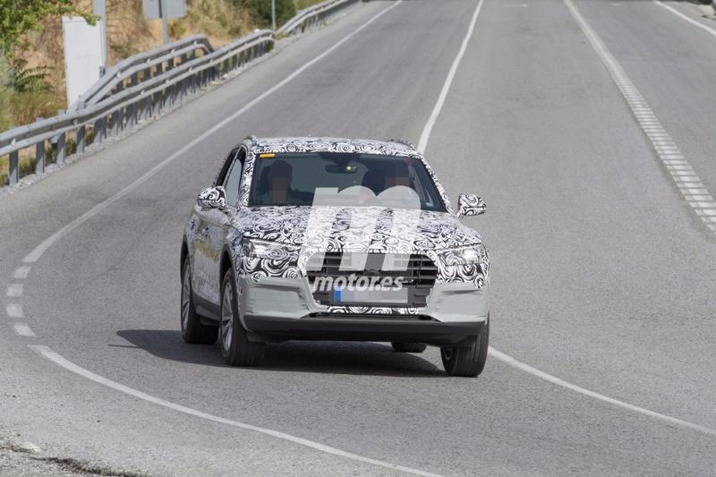 2016 - [Audi] Q5 II - Page 6 2017-a12