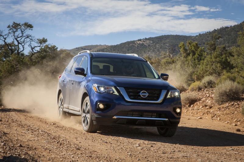 2012 - [Nissan] Pathfinder IV - Page 3 2017_n10