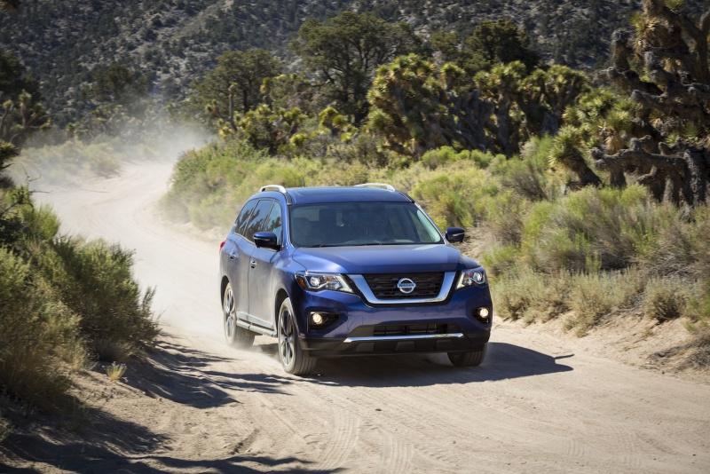 2012 - [Nissan] Pathfinder IV - Page 3 2017_n11