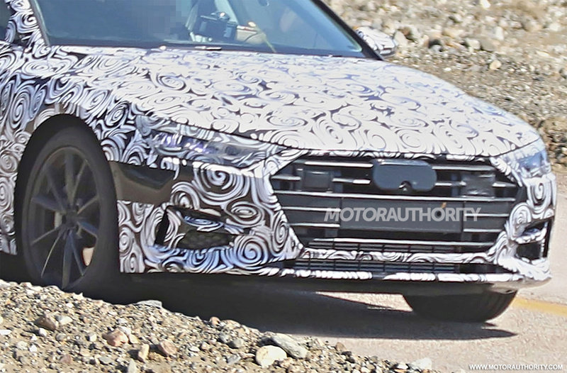 2017 - [Audi] A7 Sportback II - Page 2 2019-a10