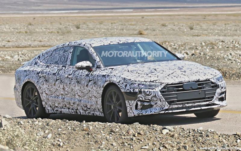 2017 - [Audi] A7 Sportback II - Page 2 2019-a11