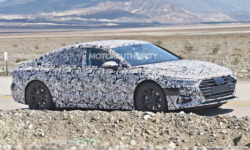 2017 - [Audi] A7 Sportback II - Page 2 2019-a12