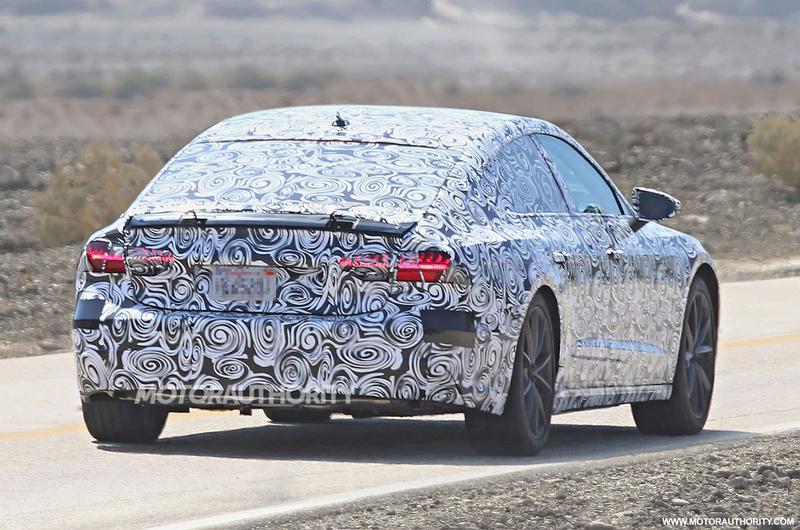 2017 - [Audi] A7 Sportback II - Page 2 2019-a14