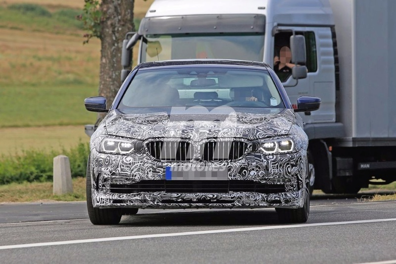 2016 - [BMW] Série 5 Berline & Touring [G30/G31] - Page 15 Alpina11