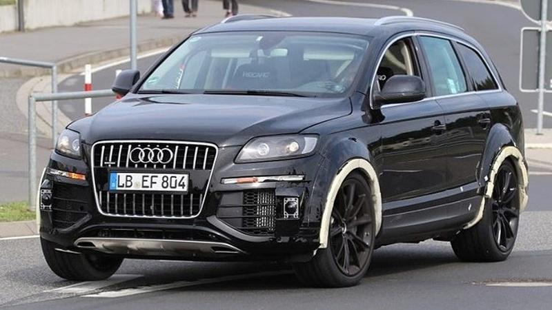 [Spyshots] Les inconnus Audi-q22
