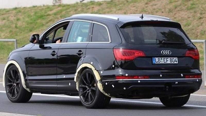 [Spyshots] Les inconnus Audi-q23