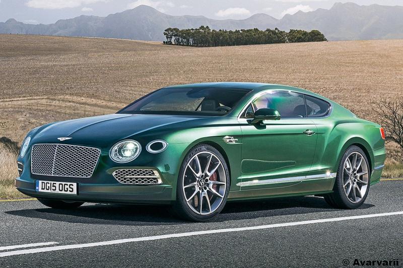 2017 - [Bentley] Continental GT - Page 2 Bentle20