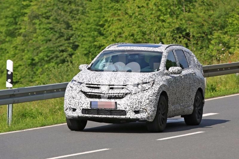 2017 - [Honda] CRV Honda-10
