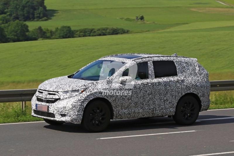 2017 - [Honda] CRV Honda-12