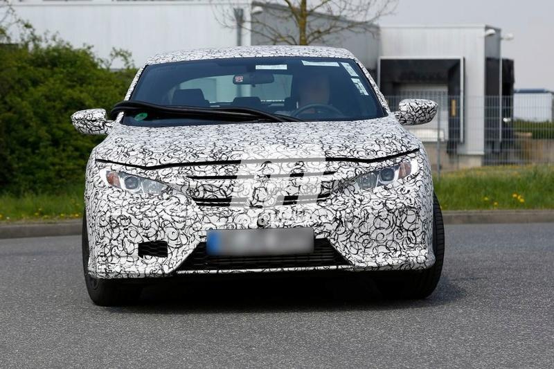 2017 - [Honda] Civic Hatchback [X] - Page 4 Honda-18