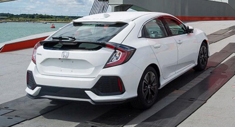 2017 - [Honda] Civic Hatchback [X] - Page 5 Honda-26