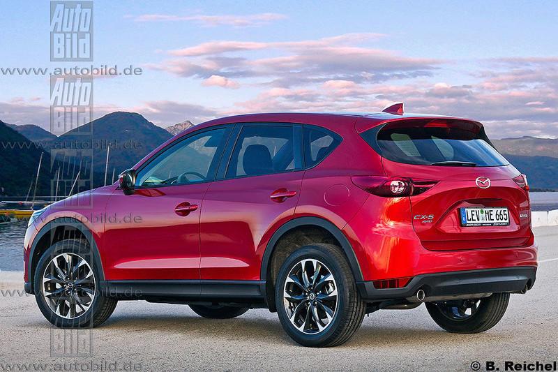 2017 - [Mazda] CX-5 II Mazda-11