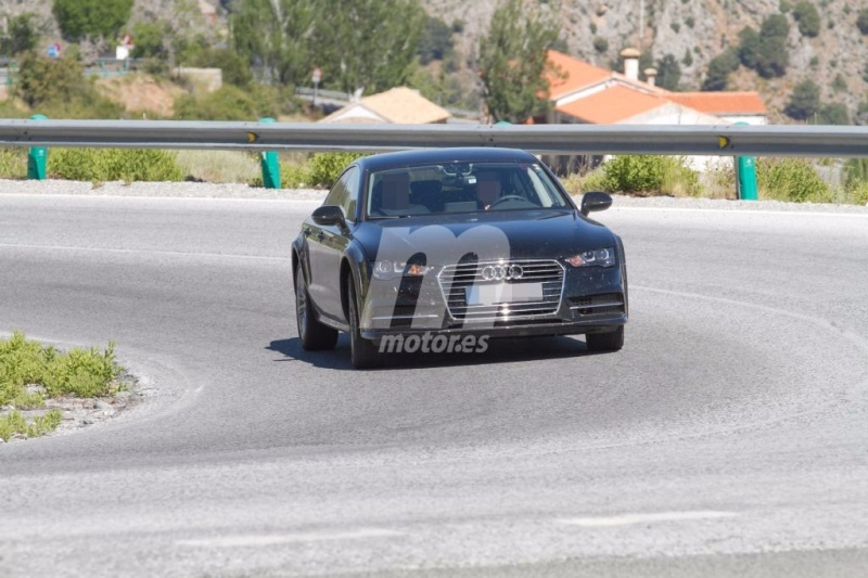 2017 - [Audi] A7 Sportback II Mula-d10
