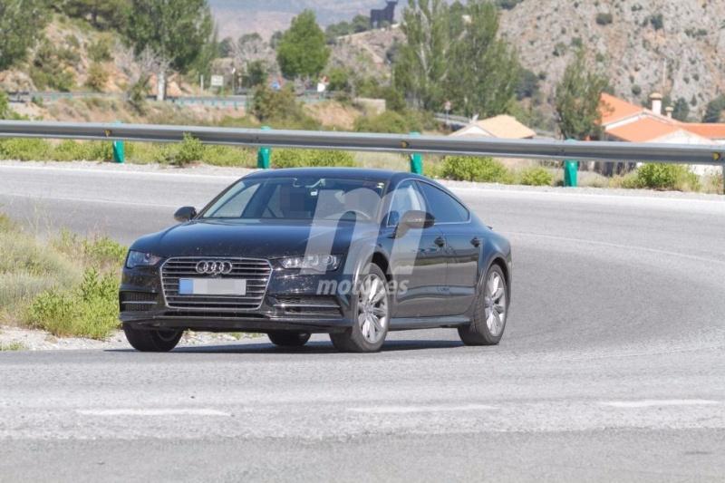 2017 - [Audi] A7 Sportback II Mula-d11