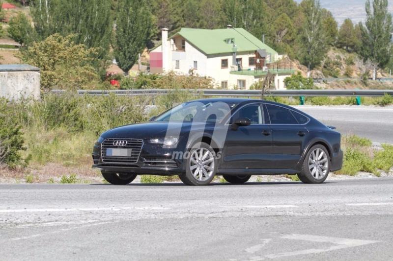 2017 - [Audi] A7 Sportback II Mula-d12