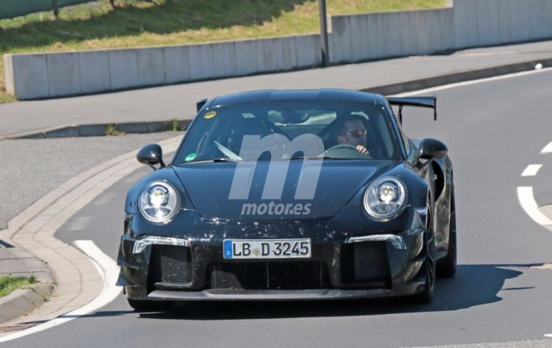 2015 - [Porsche] 911 Restylée [991] - Page 10 Porsch10