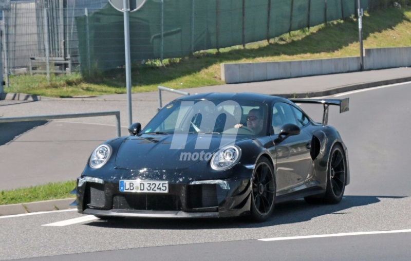 2015 - [Porsche] 911 Restylée [991] - Page 10 Porsch11