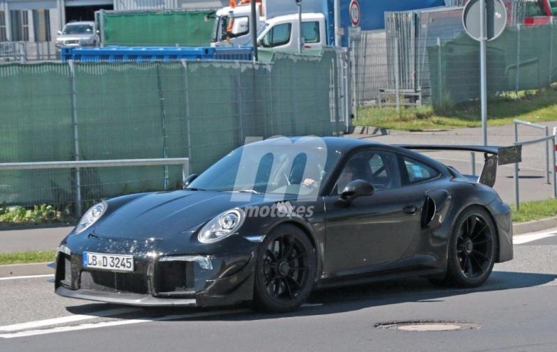 2015 - [Porsche] 911 Restylée [991] - Page 10 Porsch12