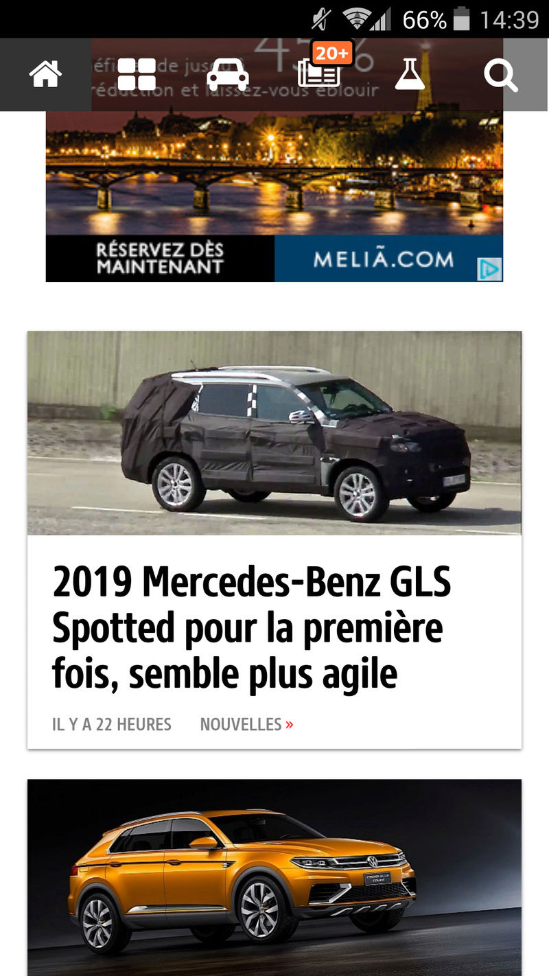2018 - [Mercedes] GLS II - Page 2 Screen10