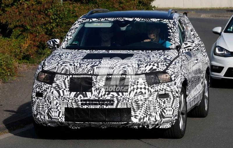 2018 - [Volkswagen] T Roc - Page 3 Volksw63