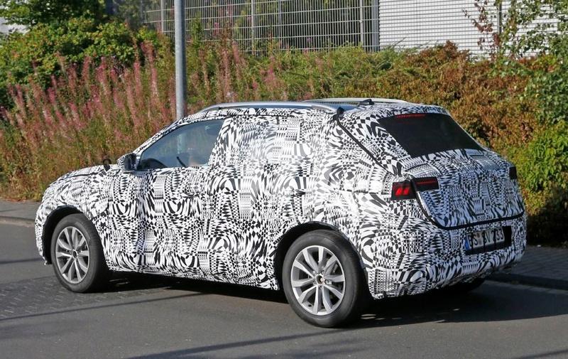2018 - [Volkswagen] T Roc - Page 3 Volksw68
