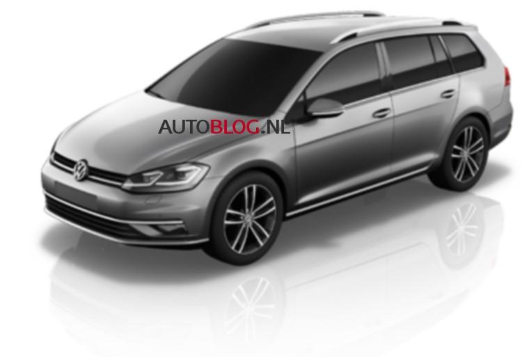2016 - [Volkswagen] Golf VII restylée Volksw71