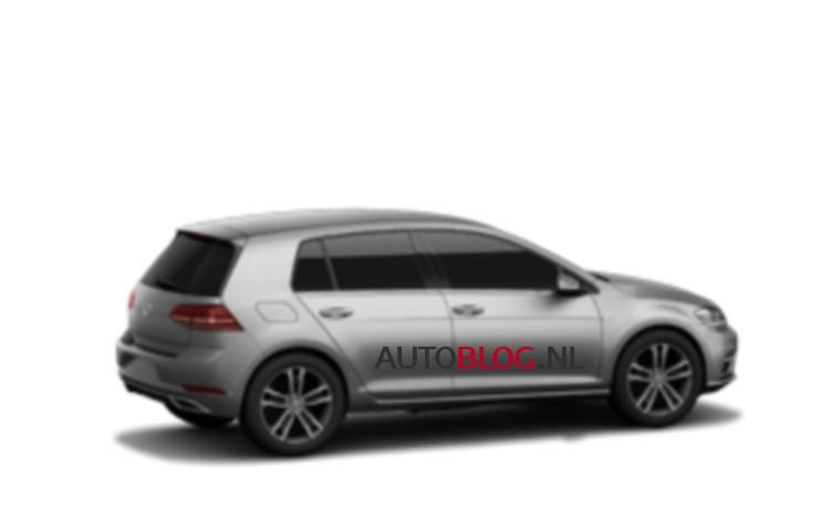 2016 - [Volkswagen] Golf VII restylée Volksw72