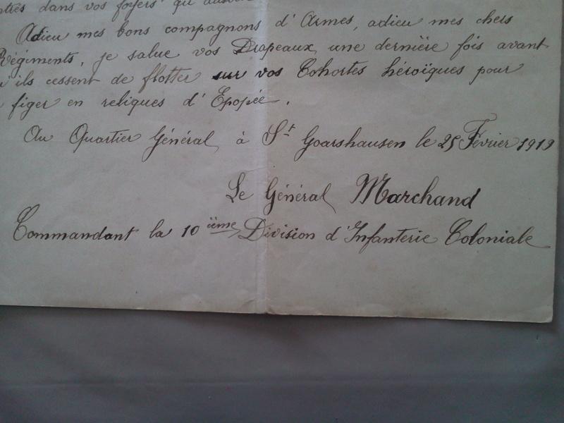 Ma collection : uniformes-coiffures-archives de la Coloniale et la colonisation - Page 8 Photo142