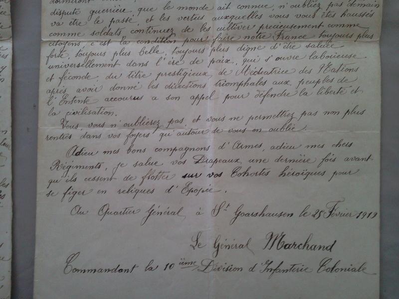 Ma collection : uniformes-coiffures-archives de la Coloniale et la colonisation - Page 8 Photo145