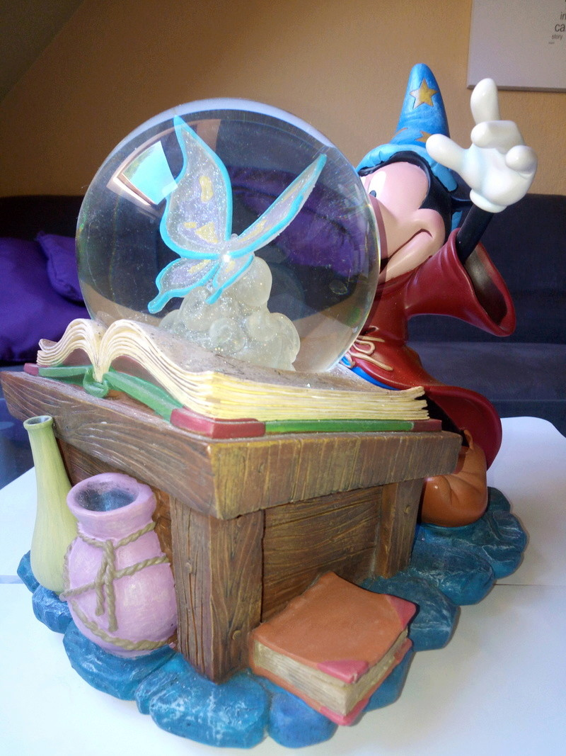 Les Snowglobes - Boules à neige Disney Img_2062