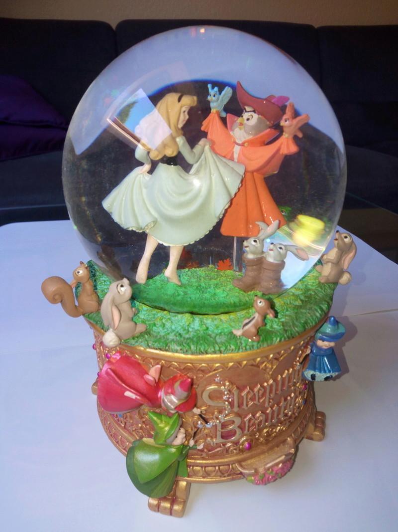 Les Snowglobes - Boules à neige Disney Img_2076