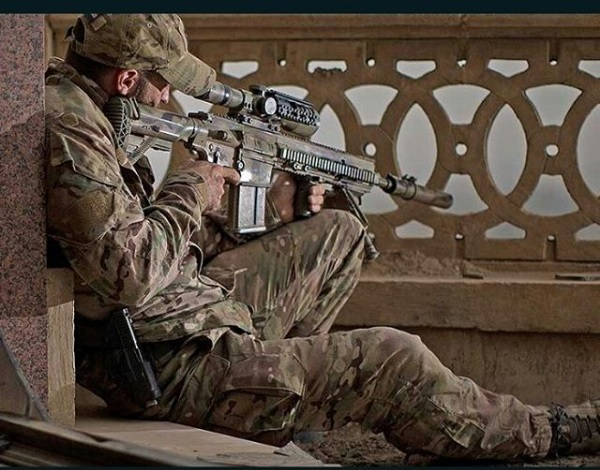 Customiser sa réplique : Le HK417 Sniper du KCT Sniper12