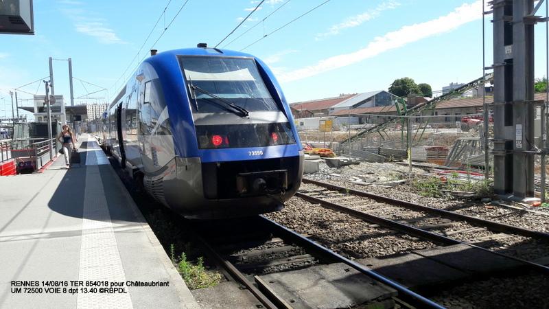 """Balade Rennes St Malo"" 14/08/2016 20160870"